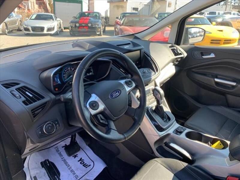 2014 Ford C-MAX Hybrid SEL (image 13)