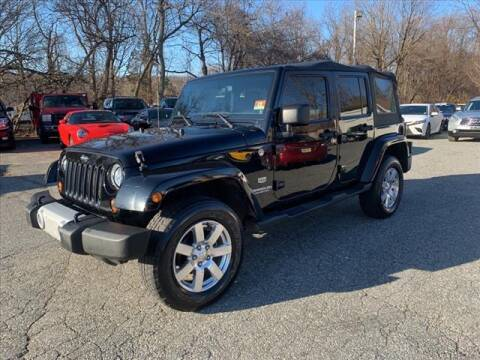 2011 Jeep Wrangler Unlimited 70th Anniversary for sale at AutoConnect Motors in Kenvil NJ