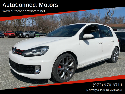 2013 Volkswagen GTI Drivers Edition PZEV for sale at AutoConnect Motors in Kenvil NJ