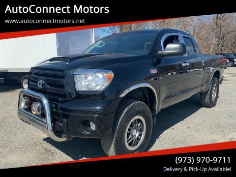 2010 Toyota Tundra Grade for sale at AutoConnect Motors in Kenvil NJ