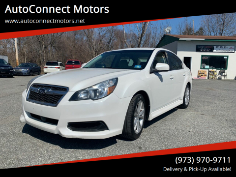 2013 Subaru Legacy 3.6R for sale at AutoConnect Motors in Kenvil NJ
