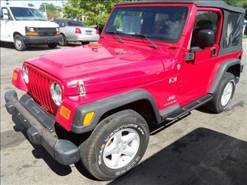 2005 Jeep Wrangler for sale in Rockaway, NJ