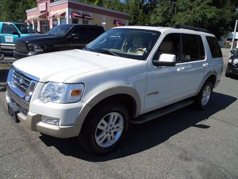 2008 Ford Explorer for sale in Rockaway, NJ
