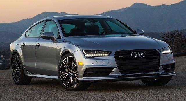 2017 Audi A7 3.0T quattro Premium Plus In Brooklyn NY - Exotic Motor
