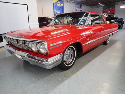 1963 chevrolet impala for sale in galloway, nj