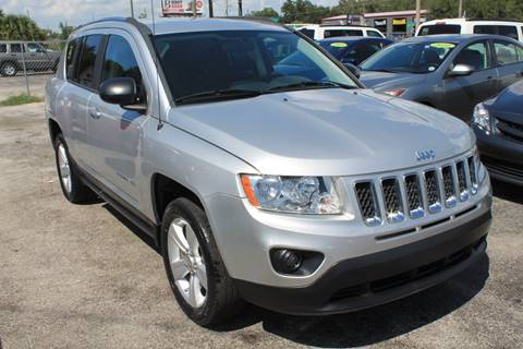 2012 Jeep Compass for sale in Kissimmee, FL