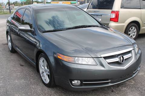 2008 Acura TL for sale in Kissimmee, FL