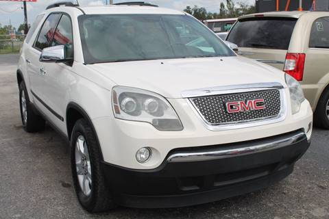 2009 GMC Acadia for sale in Kissimmee, FL