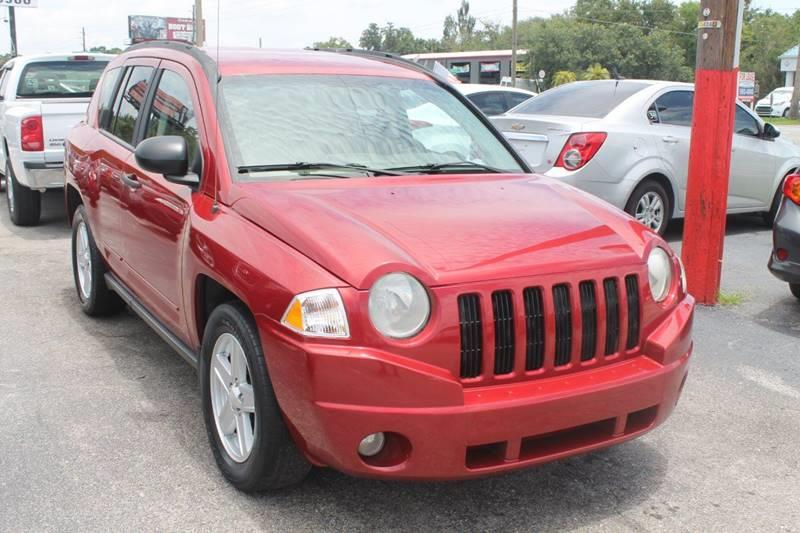 2008 Jeep Compass For Sale At Mars Auto Trade In Kissimmee FL