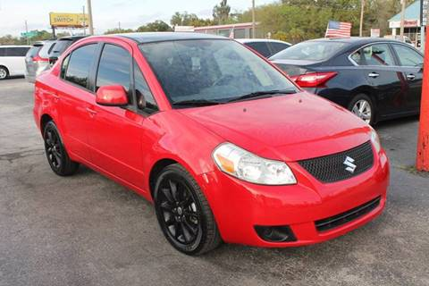 2011 Suzuki SX4 for sale in Kissimmee, FL