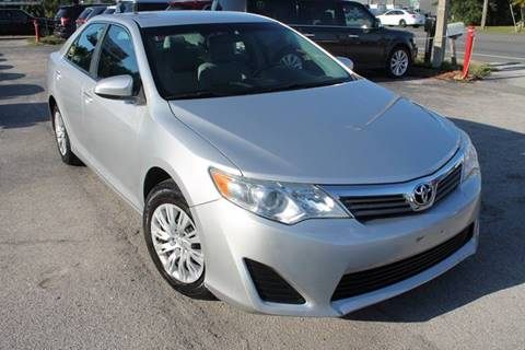 2012 Toyota Camry For Sale >> 2012 Toyota Camry For Sale In Kissimmee Fl
