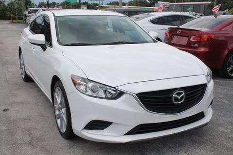 2014 Mazda MAZDA6 for sale at Mars auto trade llc in Kissimmee FL