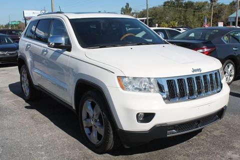 2011 Jeep Grand Cherokee for sale at Mars auto trade llc in Kissimmee FL