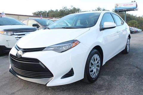 2019 Toyota Corolla for sale in Kissimmee, FL