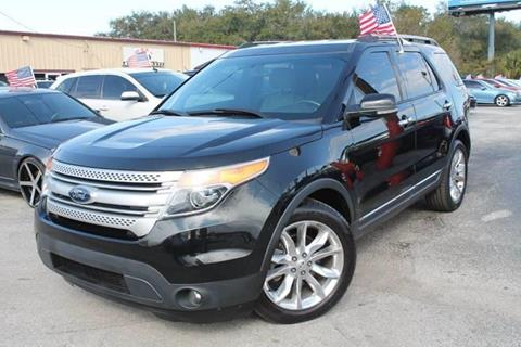 2013 Ford Explorer for sale in Kissimmee, FL