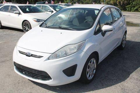 2011 Ford Fiesta for sale in Kissimmee, FL