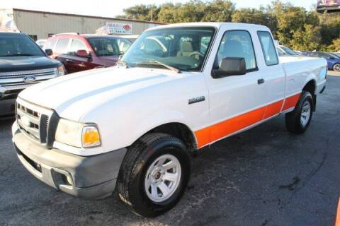 2007 Ford Ranger XL for sale at Mars auto trade llc in Kissimmee FL