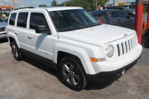 2014 Jeep Patriot High Altitude Edition for sale at Mars auto trade llc in Kissimmee FL