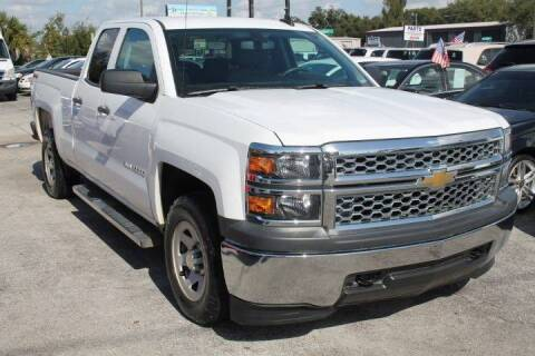 2015 Chevrolet Silverado 1500 Work Truck for sale at Mars auto trade llc in Kissimmee FL