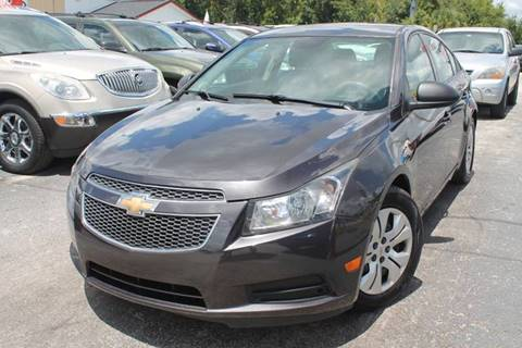 2014 Chevrolet Cruze LS Auto for sale at Mars auto trade llc in Kissimmee FL