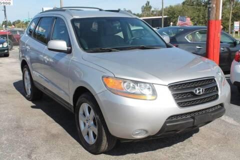 2008 Hyundai Santa Fe for sale at Mars auto trade llc in Kissimmee FL