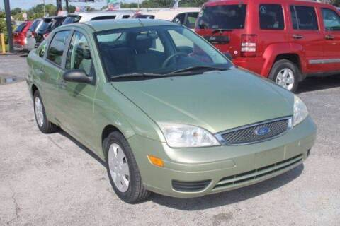 2007 Ford Focus for sale at Mars auto trade llc in Kissimmee FL