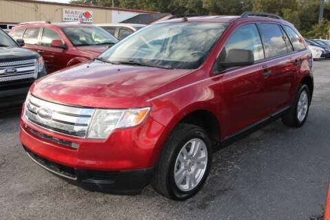 2007 Ford Edge for sale at Mars auto trade llc in Kissimmee FL