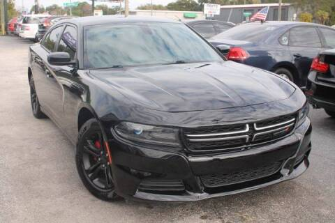 2015 Dodge Charger for sale at Mars auto trade llc in Kissimmee FL