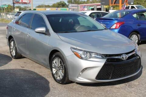 2015 Toyota Camry for sale at Mars auto trade llc in Kissimmee FL