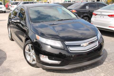2011 Chevrolet Volt for sale at Mars auto trade llc in Kissimmee FL