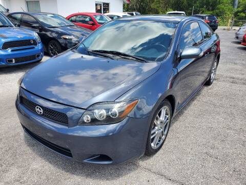 2008 Scion tC for sale at Mars auto trade llc in Kissimmee FL