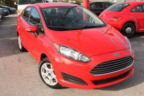 2014 Ford Fiesta for sale at Mars auto trade llc in Kissimmee FL