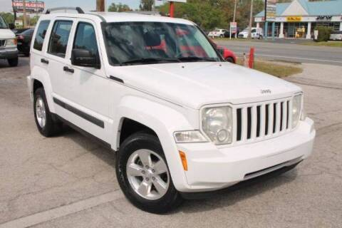 2012 Jeep Liberty for sale at Mars auto trade llc in Kissimmee FL