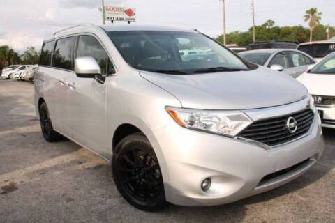 2016 Nissan Quest for sale at Mars auto trade llc in Kissimmee FL