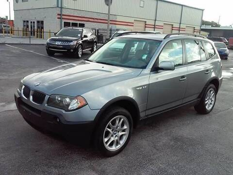 2004 BMW X3 for sale at Mars auto trade llc in Kissimmee FL