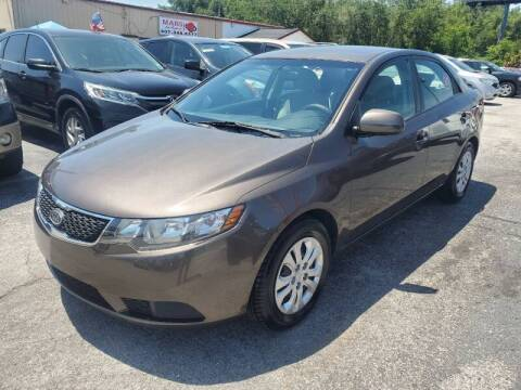2013 Kia Forte for sale at Mars auto trade llc in Kissimmee FL