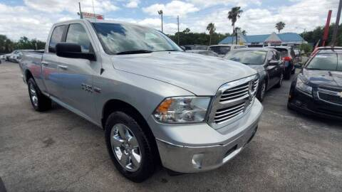 2014 RAM Ram Pickup 1500 for sale at Mars auto trade llc in Kissimmee FL