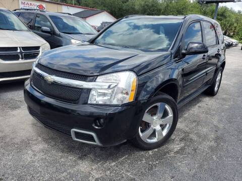 2008 Chevrolet Equinox for sale at Mars auto trade llc in Kissimmee FL