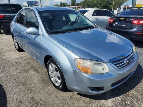 2007 Kia Spectra for sale at Mars auto trade llc in Kissimmee FL