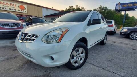 2013 Nissan Rogue for sale at Mars auto trade llc in Kissimmee FL