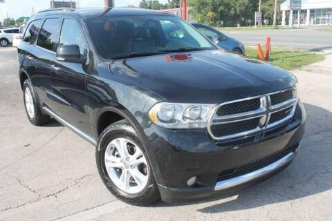 2013 Dodge Durango for sale at Mars auto trade llc in Kissimmee FL