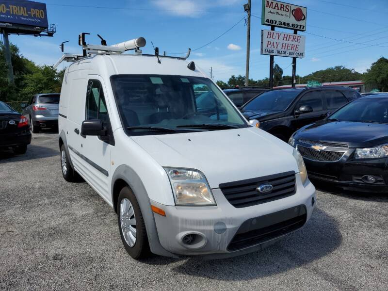2012 Ford Transit Connect for sale at Mars auto trade llc in Kissimmee FL