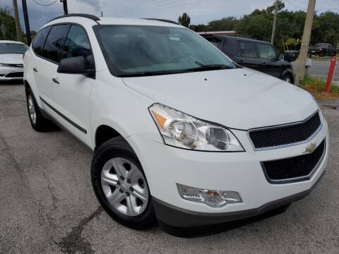 2010 Chevrolet Traverse for sale at Mars auto trade llc in Kissimmee FL