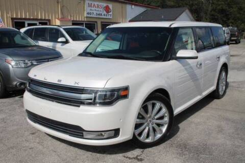 2013 Ford Flex for sale at Mars auto trade llc in Kissimmee FL