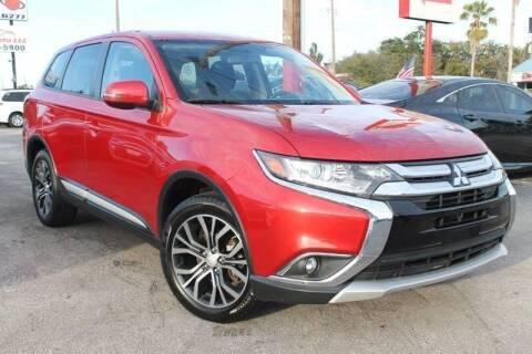 2016 Mitsubishi Outlander for sale at Mars auto trade llc in Kissimmee FL