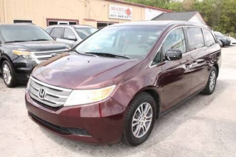2011 Honda Odyssey for sale at Mars auto trade llc in Kissimmee FL