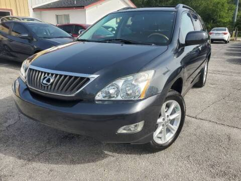 2009 Lexus RX 350 for sale at Mars auto trade llc in Kissimmee FL