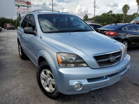 2006 Kia Sorento for sale at Mars auto trade llc in Kissimmee FL