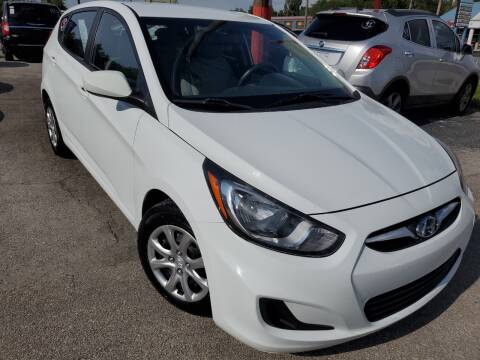 2014 Hyundai Accent for sale at Mars auto trade llc in Kissimmee FL