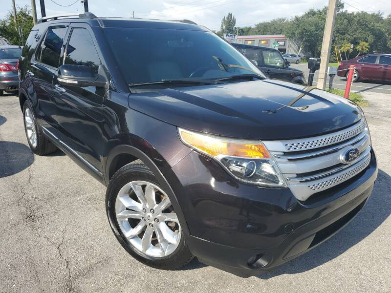 2013 Ford Explorer for sale at Mars auto trade llc in Kissimmee FL